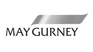 May Gurney logo