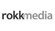 Rokk Media logo