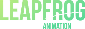 Leapfrog Animation Logo