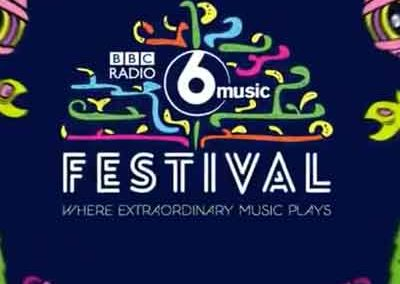 BBC 6 Music Animation